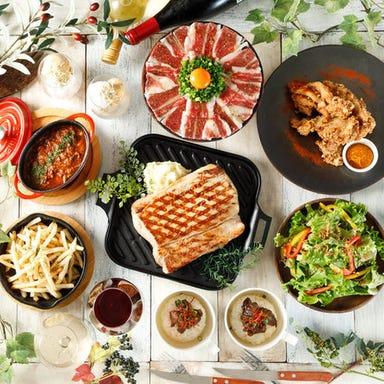 Meet Meats 5バル 神保町店 コースの画像