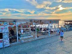 海の家 海カフェ BBQ Roins Beach House 江の島