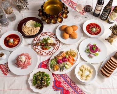 ロシア料理レストラン ROGOVSKI  こだわりの画像