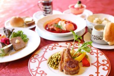 ロシア料理レストラン ROGOVSKI  コースの画像
