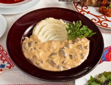 ロシア料理レストラン ROGOVSKI  メニューの画像