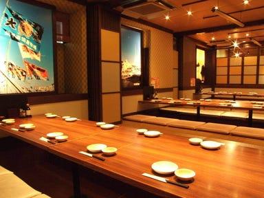 海鮮居酒屋 はなの舞 東岡崎駅前店 店内の画像