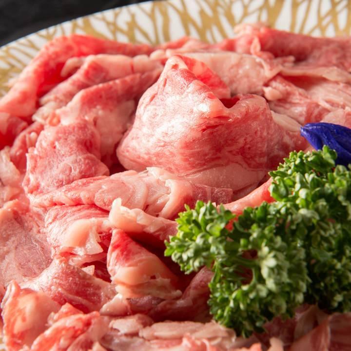 にいがた和牛しゃぶしゃぶコース 13420円【お料理10000円コース】