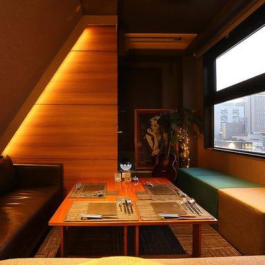 創作料理とワインのお店 上田慎一郎  店内の画像