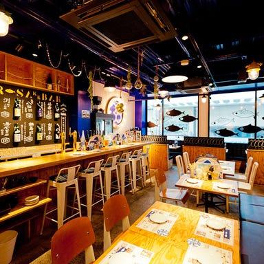 とろさば料理専門店 SABAR 神戸元町店 店内の画像
