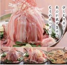 肉ブーム!オリジナルの肉鍋コース!