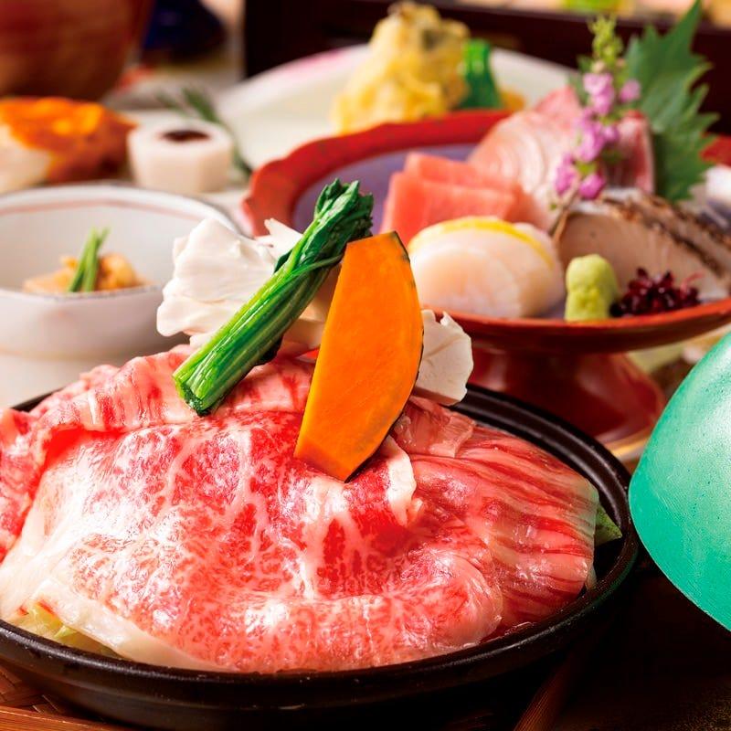 【7月8月限定2.5H飲み放題×優雅な個室確約】『竹コース』夏の美味会席と飲み放題のお得なプラン。