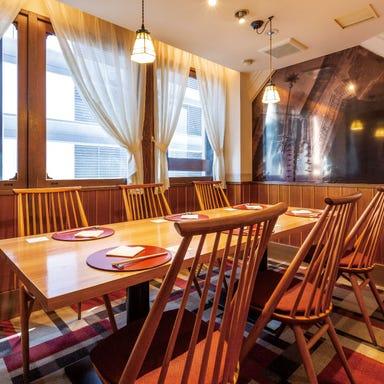 完全個室 和食 入母屋 ~別邸~ 銀座七丁目店 店内の画像