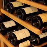 ワインは料理をより立体的に際立たせます。
