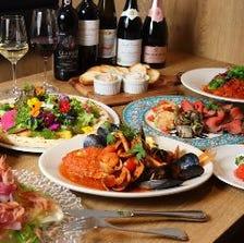 ◆本格イタリアンでご宴会に