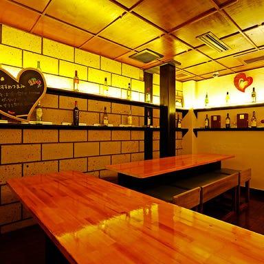 洋風居酒屋 La palourde (ラ・パルールド)小田原 店内の画像