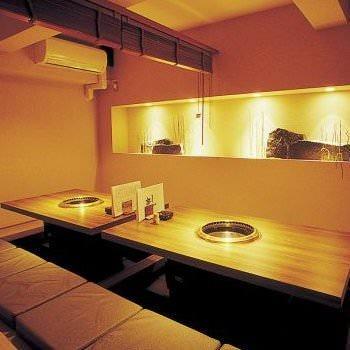 6~24名様まで 予約必須の完全個室