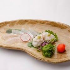 広島の旬の食材を絶品鉄板焼きで!