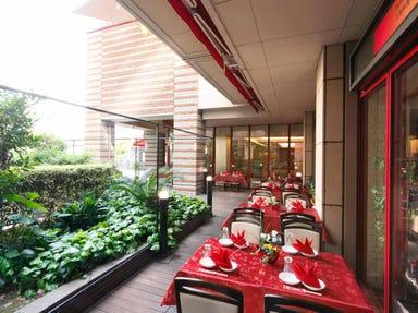 飯田橋ビアガーデン SHINSOUEN TERRACE 店内の画像