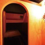 女子会や誕生日、記念日に♪隠れ家のような個室!