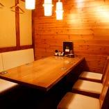 【デートに最適※(ご予約可)】雰囲気の良いお部屋は女性のお客様に大人気♪