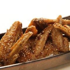 香鶏の名古屋風手羽唐