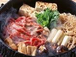 SUKIYAKI is great meal