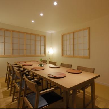 日本料理 鶴寿  店内の画像