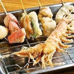 餃子と串かつ 遠州 誠家