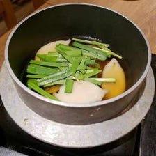 水炊き餃子~和風~