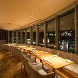 大阪市内一望の絶景!各種ご宴会に最適なコースをご用意しました。