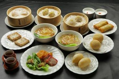 中国飯店 フカヒレ専門店の食べ放題  コースの画像
