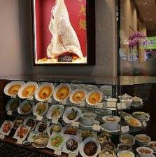 大きなフカヒレが目印「中国飯店」