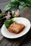 焼き鴨の冷菜