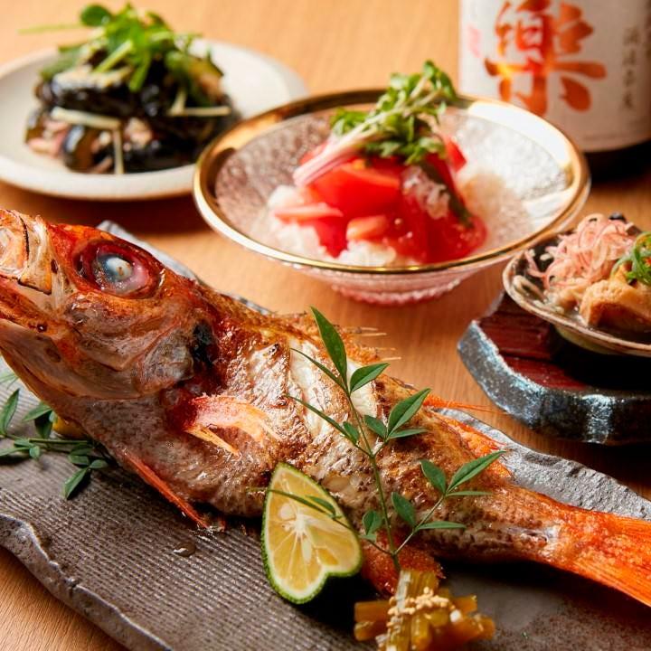 旨い魚と天ぷら 口々‐くちぐち‐ 名駅三丁目