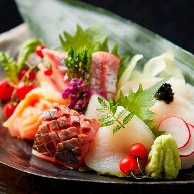 旨い魚と天ぷら 口々‐くちぐち‐ 名駅三丁目  こだわりの画像