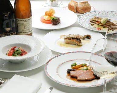 フランス料理 ビストロボンファム  こだわりの画像