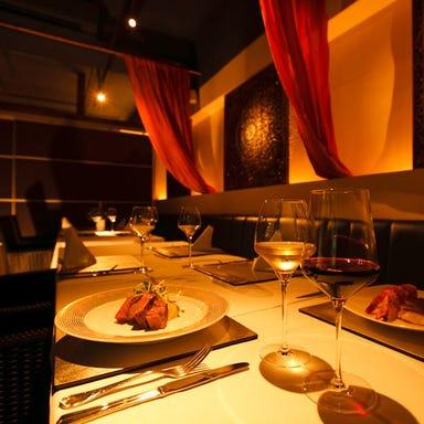 ワインと西洋創作 ショウズ 宮長  店内の画像