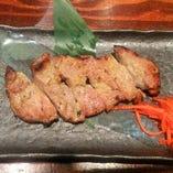 豚肩ロース味噌焼き定食