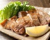 鹿児島◆黒豚 岩塩焼き