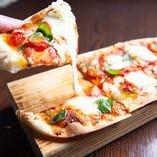 【熱々】とろとろチーズのマルゲリータ