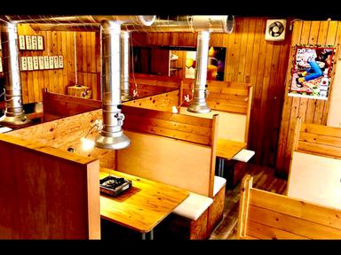 スタミナ焼肉・鍋 肉のスター  店内の画像