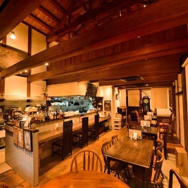 蔵カフェ×ダイニングバー Classic Cafe 店内の画像