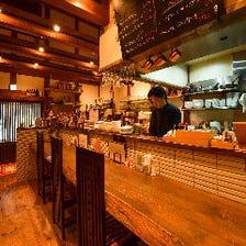 ◆落ち着ける雰囲気の蔵カフェ