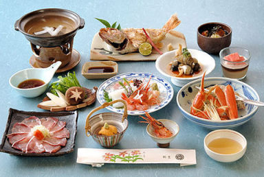 日本料理 丸尚  メニューの画像