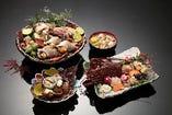 「秋の料理」