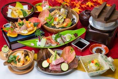 日本料理 かがりや  メニューの画像