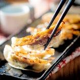 焼き餃子(8個)