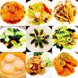 多彩な中国料理をご堪能下さい♪お手軽価格でご準備♪