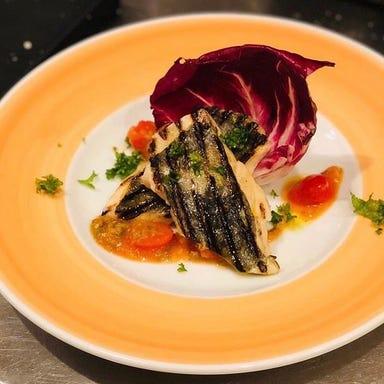 cucina italiana Gusto  メニューの画像