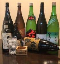 地酒・日本酒にこだわる