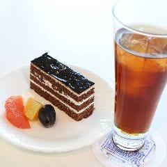 Gaikokan-no Ie Burafu Gaden Cafe
