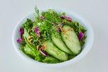 サイドグリーンサラダ