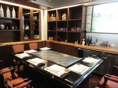 宮崎牛・鉄板焼ステーキ みやざき館  店内の画像