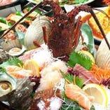 新鮮な海の幸【毎日新鮮魚介を仕入れております!】